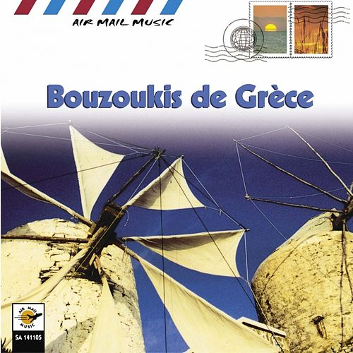 Play & Download Bouzoukis De Grèce by Paraskevas Grekis | Napster