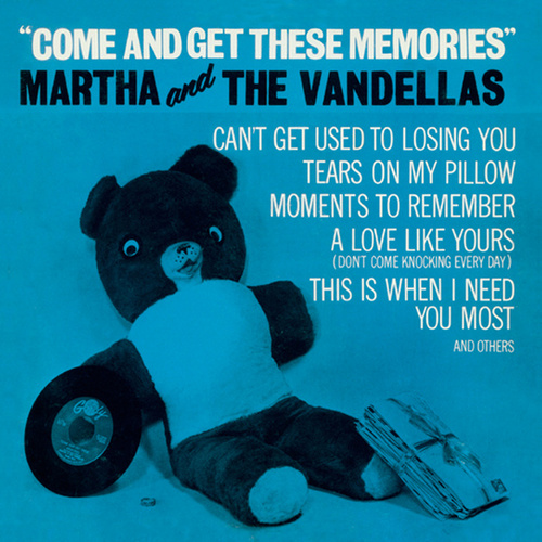 Come And Get These Memories by Martha and the Vandellas