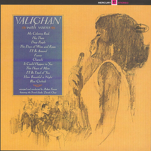 Play & Download Vaughan With Voices by Sarah Vaughan | Napster