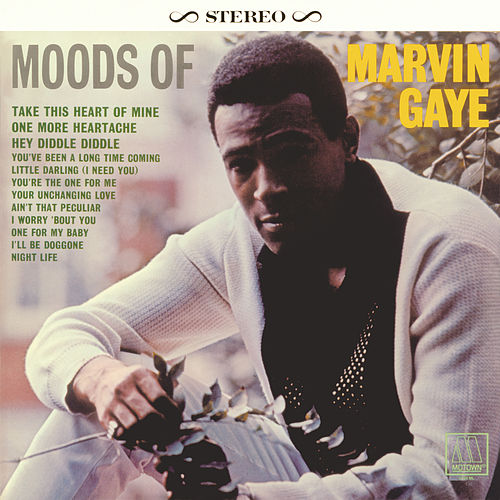 Moods Of Marvin Gaye by Marvin Gaye
