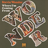 Where I'm Coming From by Stevie Wonder