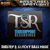 Tech Support - Dubstep & Glitchy Bass Music Summer 2014 v.5 Bass Label Spotlight by Various Artists