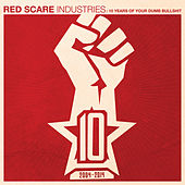 Play & Download Red Scare Industries: 10 Years of Your Dumb Bullshit by Various Artists | Napster