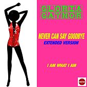 Never Can Say Goodbye (Extended Version) by Gloria Gaynor