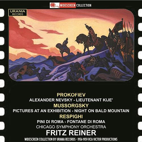Play & Download Prokofiev, Mussorgsky & Respighi: Orchestral Works by Chicago Symphony Orchestra | Napster