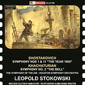 Play & Download Shostakovich: Symphonies Nos. 1 & 11 - Khachaturian: Symphony No. 2,