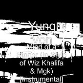 Mind of a Stoner (In Style of Wiz Khalifa & Mgk) [Instrumental] by Yung Von
