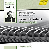 Schubert: Piano Works, Vol. 12 by Gerhard Oppitz
