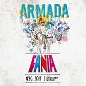 Play & Download Armada Fania Nyc 2014 At Summerstage by Various Artists | Napster