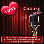 I Love Karaoke, Vol. 1 by Various Artists
