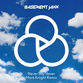 Never Say Never (Mark Knight Remix) by Basement Jaxx