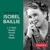 The Voice of Isobel Baillie von Various Artists