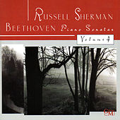 Beethoven Piano Sonatas, Vol. 4 by Russell Sherman