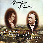 Play & Download Beethoven: Symphony No. 5 - Brahms: Symphony No. 1 by Gunther Schuller | Napster