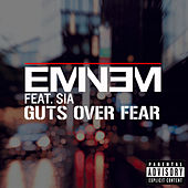 Play & Download Guts Over Fear by Eminem | Napster