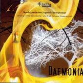 Play & Download Daemonia by Nordbayerisches Jugendblasorchester | Napster
