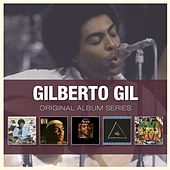 Gilberto Gil - Original Album Series by Gilberto Gil