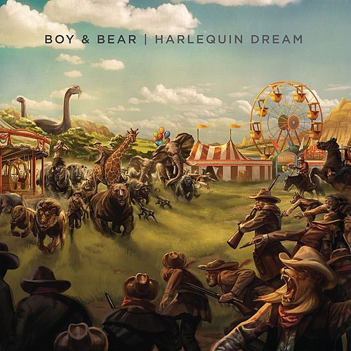 Play & Download Harlequin Dream [Commentary] by Boy & Bear | Napster