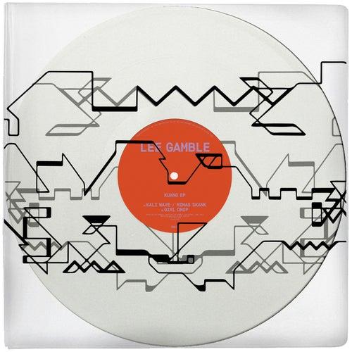 Kuang EP by Lee Gamble