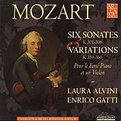Play & Download Mozart: Works for Violin & Fortepiano by Enrico Gatti | Napster