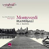 Monteverdi: Madrigali Vol. 2, Mantova von Les Arts Florissants and Paul Agnew