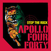 Stop the Rock [CD/Vinyl Single] by Apollo Four Forty