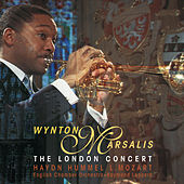 Play & Download Wynton Marsalis: The London Concert by English Chamber Orchestra | Napster