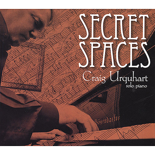 Secret Spaces by Craig Urquhart