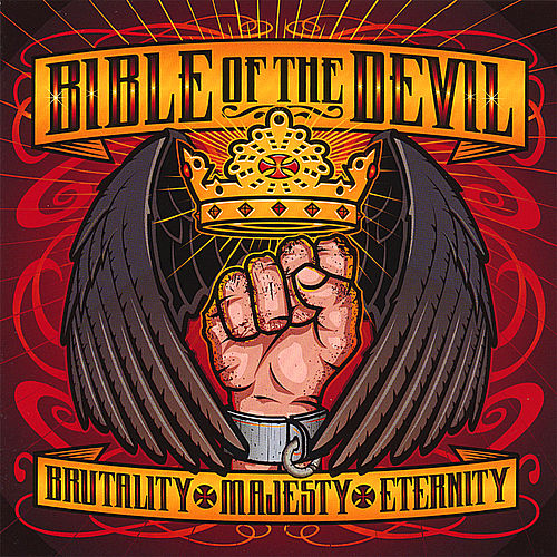 Play & Download Brutality Majesty Eternity by Bible Of The Devil | Napster