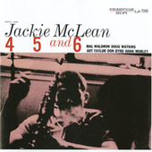 Play & Download 4, 5 And 6 [Rudy Van Gelder edition] by Jackie McLean | Napster