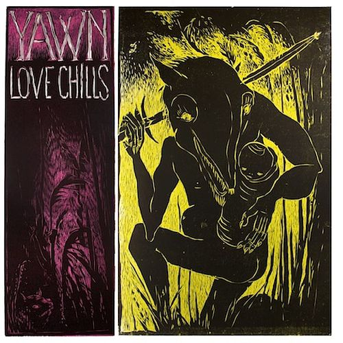 Play & Download Love Chills by YAWN | Napster