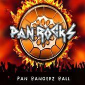 Pan Rocks ll...Pan Bangerz Ball by Tracy Thornton