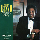 Members Only von Bobby Blue Bland