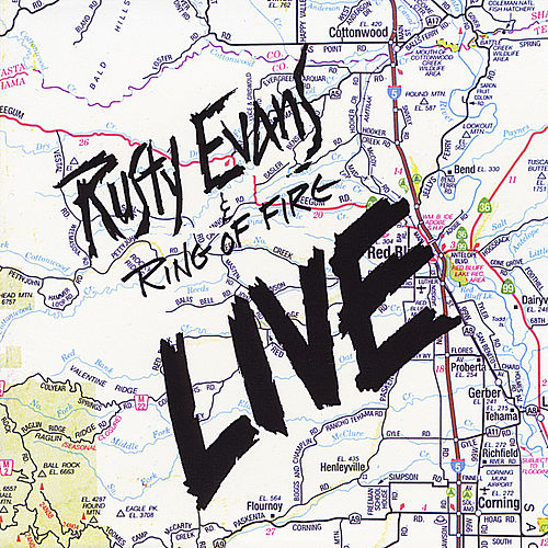Play & Download Live (feat. Danny Uzilevsky) by Rusty Evans | Napster