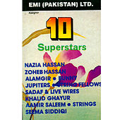 Play & Download 10 Super Stars by Various Artists | Napster