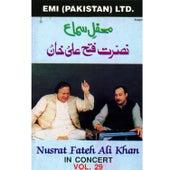 Play & Download Mehfil-E-Sama  Nusrat Fateh Ali Khan In Concert  Vol. 29 by Nusrat Fateh Ali Khan | Napster