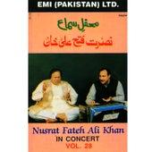 Play & Download Mehfil-E-Sama  Nusrat Fateh Ali Khan In Concert  Vol. 28 by Nusrat Fateh Ali Khan | Napster