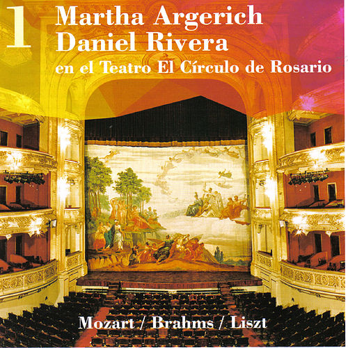 Play & Download Martha Argerich - Daniel Rivera, en el Teatro El Círculo de Rosario, Vol. 1 by Daniel Rivera | Napster