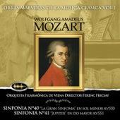 Obras Maestras de la Música Clásica, Vol. 1 / Wolfgang Amadeus Mozart by Orquesta Filarmónica de Viena