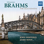 Play & Download Brahms: The Cello Sonatas by James Winn | Napster