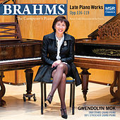 The Composer's Piano: Brahms Late Piano Works Opp.116-119 by Various Artists