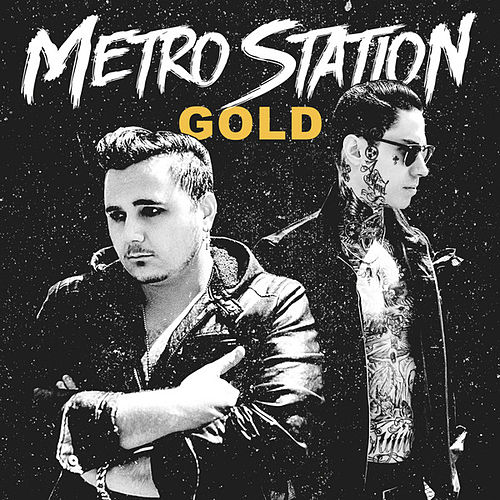 Gold by Metro Station