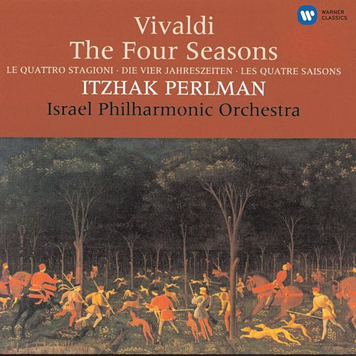 Play & Download The Four Seasons by Itzhak Perlman | Napster