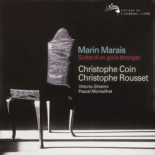 Play & Download Marais: Suite d'un gout étranger by Christophe Coin | Napster