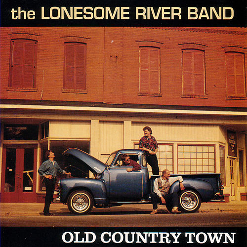 Play & Download Old Country Town by Lonesome River Band | Napster