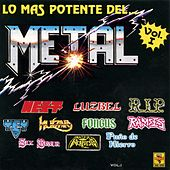 Play & Download Lo Más Potente del Metal, Vol. 1 by Various Artists | Napster