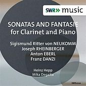 Play & Download Sonatas & Fantaisie by Heinz Hepp | Napster