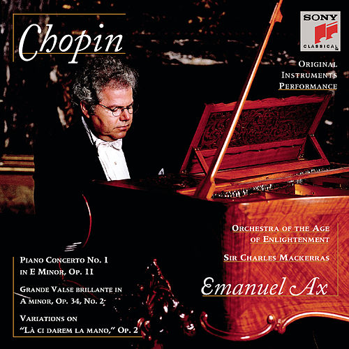 Play & Download Chopin: Piano Concerto No. 1; Grande Valse Brillante; Variations on La ci darem la mano by Various Artists | Napster