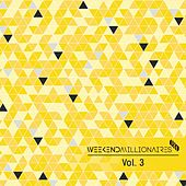 Secret Party Project Pres. The Weekend Millionaires, Vol. 3 by Various Artists