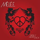 Play & Download New Heart/Sick by Mêlée | Napster